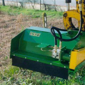 Carli - TRINCIA con motore idraulico 118E - FLAILMOWER with hydraulic motor 118E_2