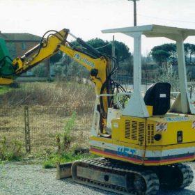 Carli - TRINCIA con motore idraulico 118E - FLAILMOWER with hydraulic motor 118E_3