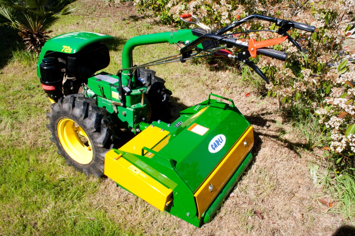 Professional Flail Mower 118 | Carli - Agricultural machine