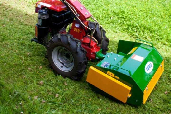 Trincia hobby 118 h carli produzione macchine agricole for Trincia x motocoltivatore